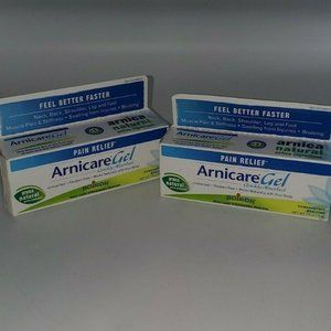 Arnicare Gel Body Pain Relief  NEW in Box